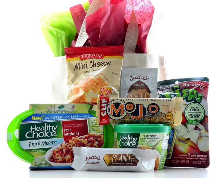 Snack happy unique get well gift baskets caregifting for Unusual get well gifts