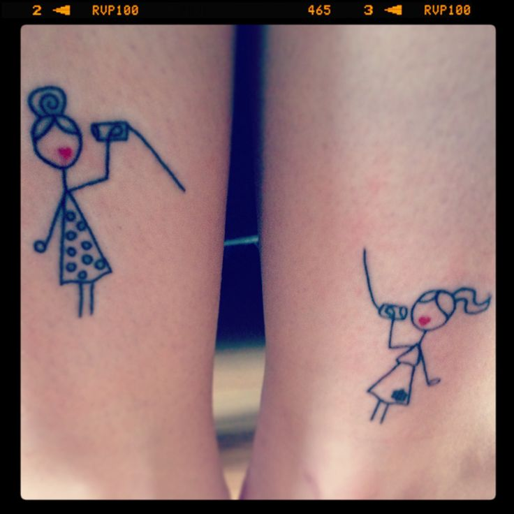 Out sister tattoos
