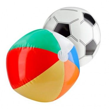 Inflatable Beach Ball 2 Assorted
