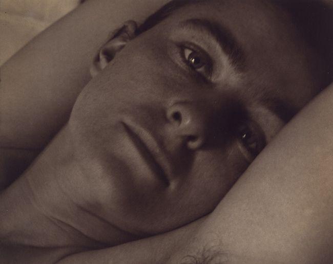 Paul Strand. Rebecca, NY c1923