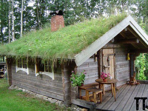 Swedish stuga in Lila Edit