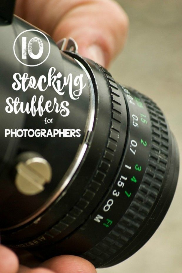 My 10 Favorite Stocking Stuffers for Photographers and Bloggers.                                                                                                                                                                                 More