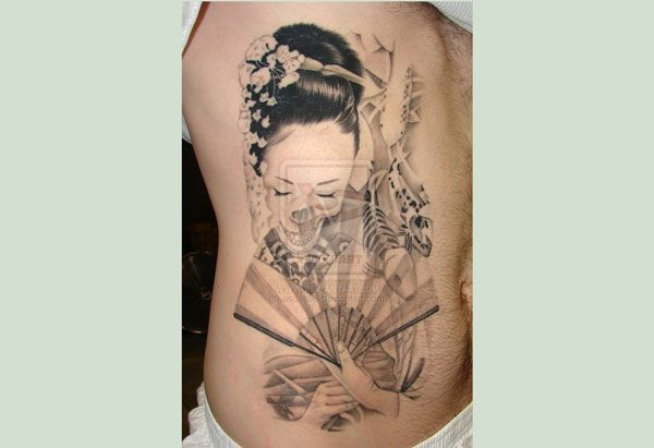 37 best images about geisha tattoos on pinterest for Geisha tattoo meaning