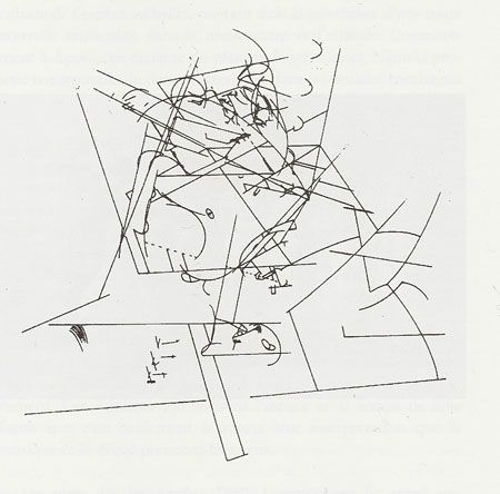 1000 images about diagrams on pinterest abstract for Body movement drawing