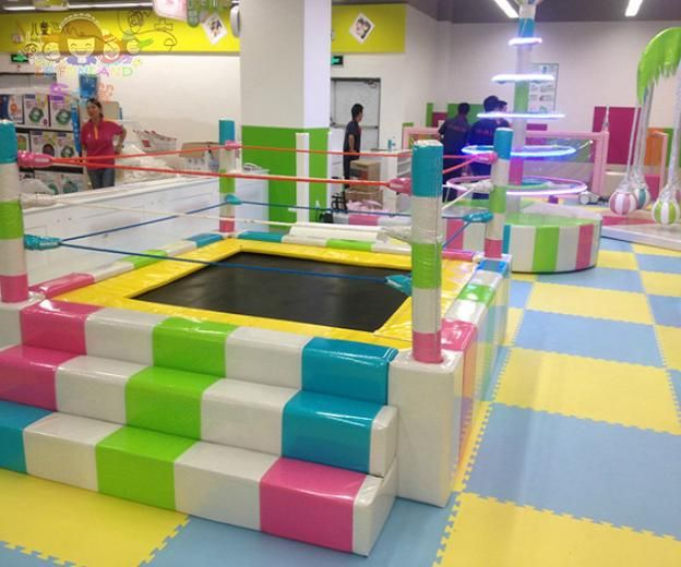 Lefunland indoor playground equipments kids indoor for Indoor playground design ideas