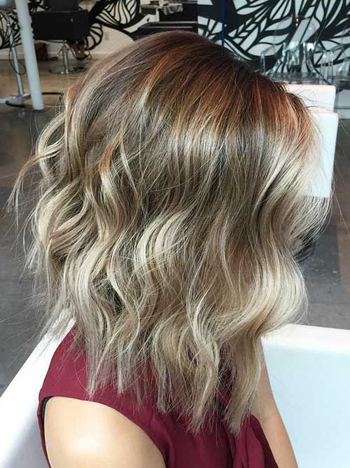 20+ Balayage Bob Hair   Bob Hairstyles 2015 - Short Hairstyles for Women
