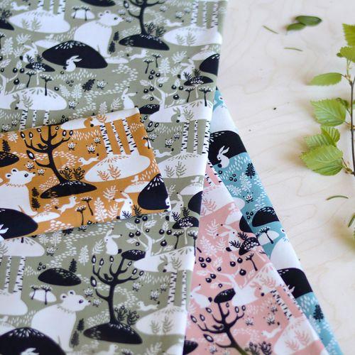 POLKU, pastelli roosa| NOSH Fabrics Pre Autumn Collection 2016 is now available at en.nosh.fi | NOSH syksyn ennakkomalliston 2016 kankaat ovat nyt saatavilla nosh.fi