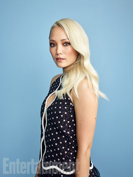 Comic-Con 2016: See Portraits of Marvel Studios Stars | Pom Klementieff, 'Guardians of the Galaxy Vol. 2' | EW.com
