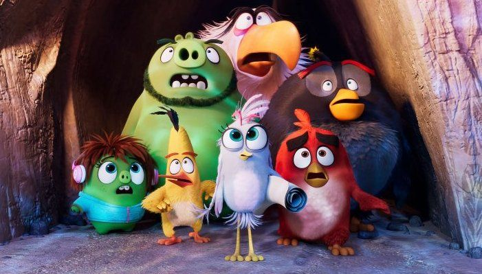 The Angry Birds 2 Trailer 2 This Made My Day Angry Birds Movie Angry Birds 2 Movie Angry Birds