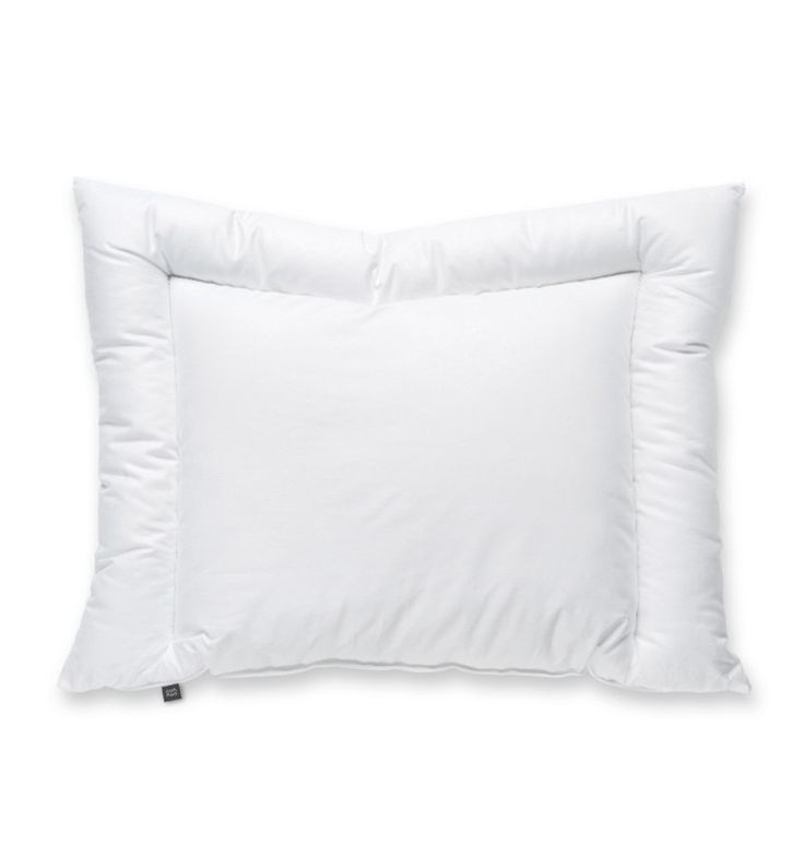 A soft toddler pillow, suitable for children with allergies or asthma