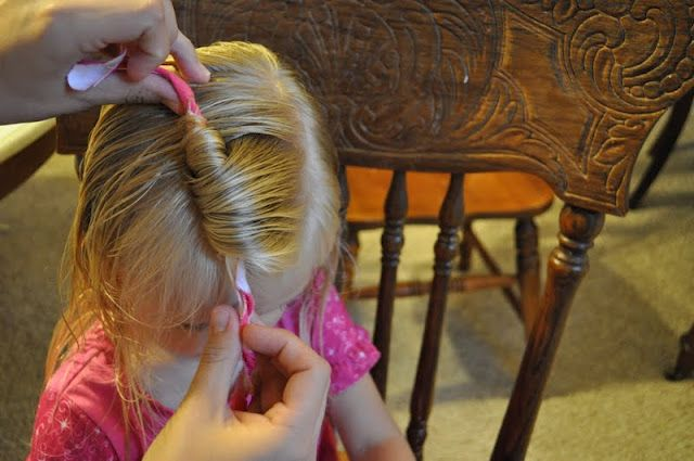 rag curls - tutorial. I remember having this done to me when I was a kid :)