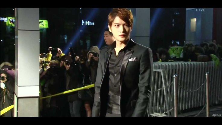 111231 JYJ 재중 Jaejoong  연기대상 뉴스타상 Drama Awards New Star Award