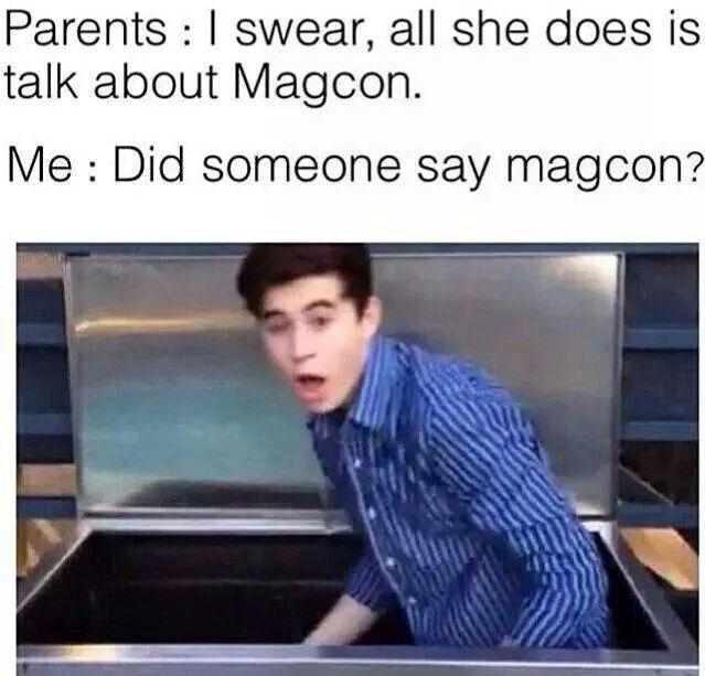#magcon