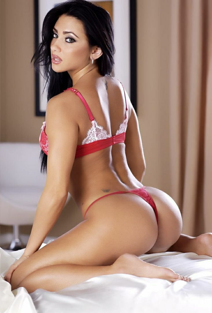sexy latina in lingerie