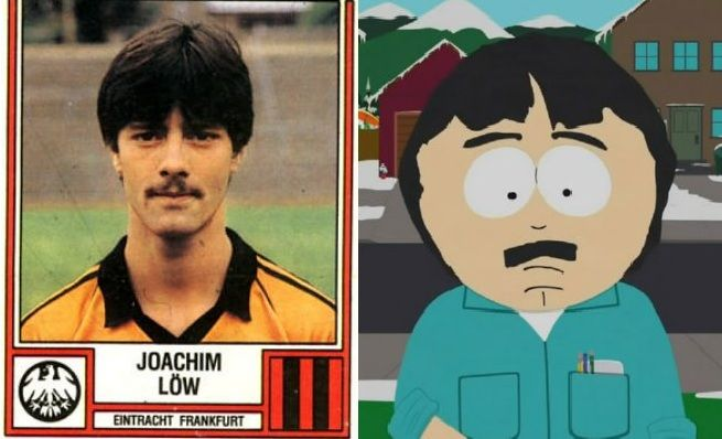 Shit Lookalikes: Vintage Joachim Löw & Randy Marsh