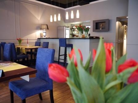 Kaprys Restaurant in Warsaw