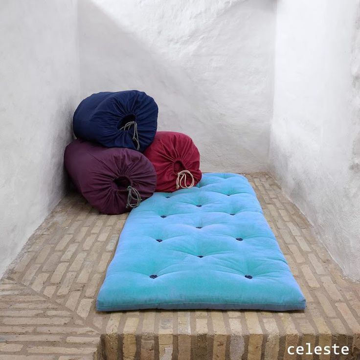 BED IN A BAG - materasso futon