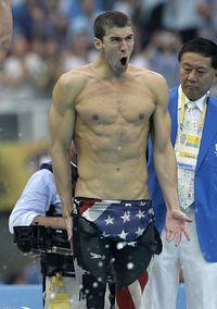 Mr. Michael Phelps!!!