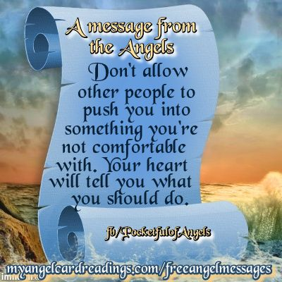 Free Angel Message - Free Angel Card - Angel Guidance - Angel Card Reading - Mary Jac