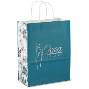 73 best Printed Gift Bags images on Pinterest   Gift bags, Paper ...