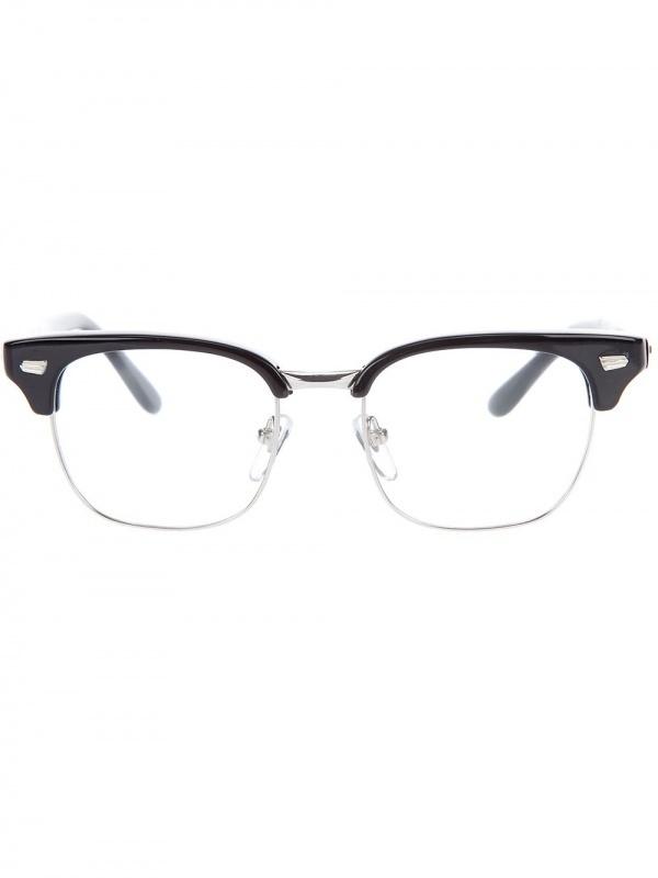 Cutler & Gross 'Malcolm X' Eyeglasses