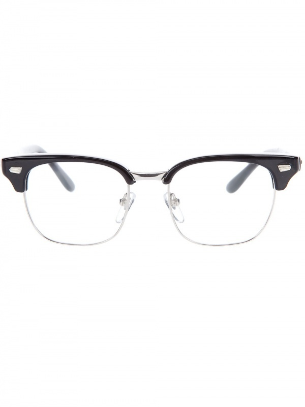Cutler & Gross 'Malcolm X' Eyeglasses