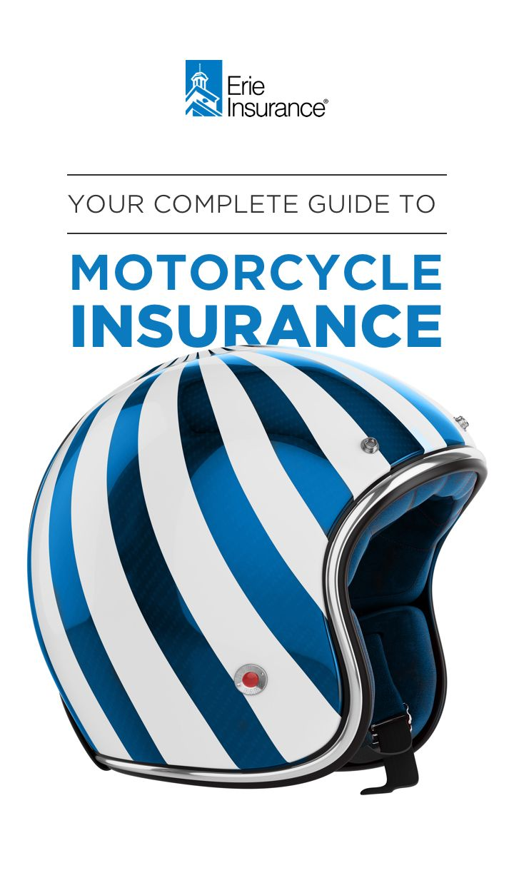 While you're out riding the wind and chasing sunsets, the last thing you want to worry about is insurance. The experts at Erie Insurance explain the different types of motorcycle insurance to consider -- and why it's worth protecting your investment. Ride easy.