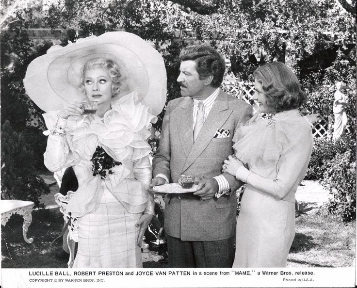 Lucille Ball - Robert Preston - Joyce Van Patten PR Still 1974