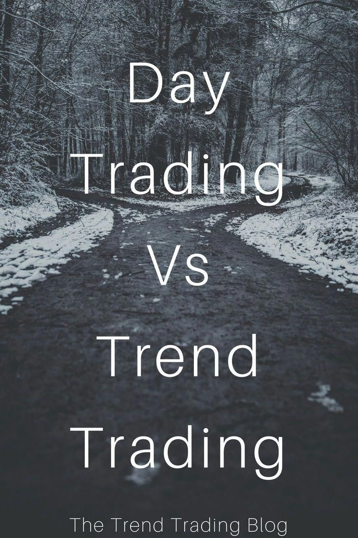 In This Article Find Out The Differences Between Day Trading Swing Trading Scalping And Trend Trading I Give The Be Trend Trading Day Trading Swing Trading