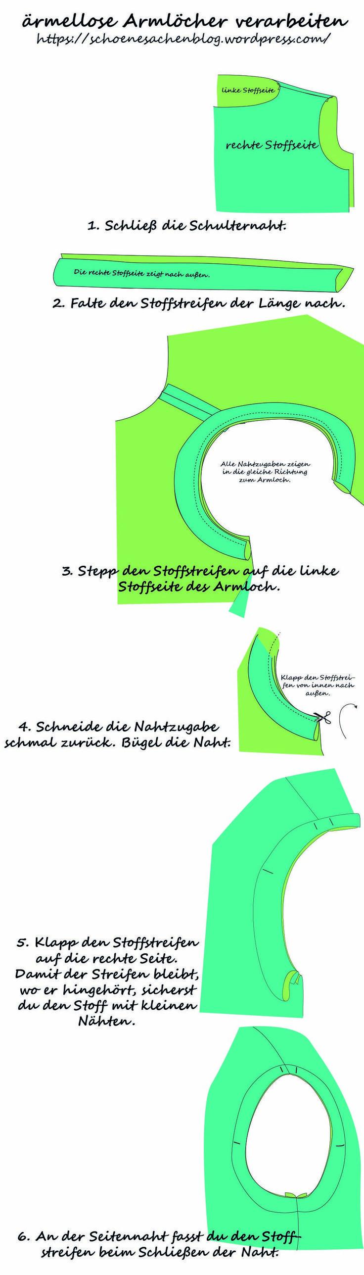 1065 best nähanleitungen deutsch images on Pinterest | Diy nähen ...
