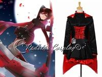 Wish | RWBY Red Trailer of RWBY--Ruby Rose Cosplay Costume - Custom made in any size