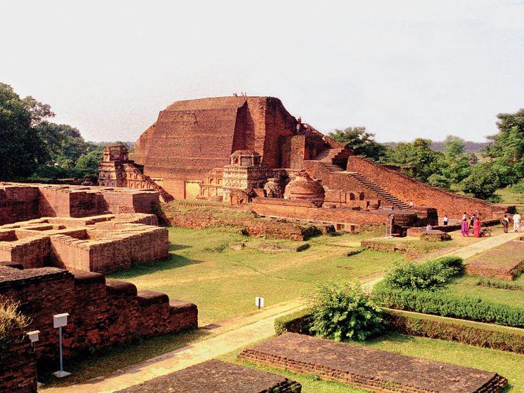 Nalanda Mahivara, India