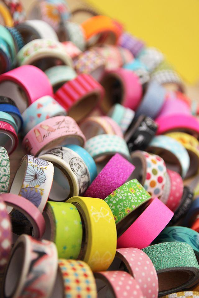 113 Dingen die je kan doen met washitape | Lisanne Leeft