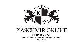 100% ungefärbter Kaschmir Pashmina Schal Natur | Kaschmir-Online.com