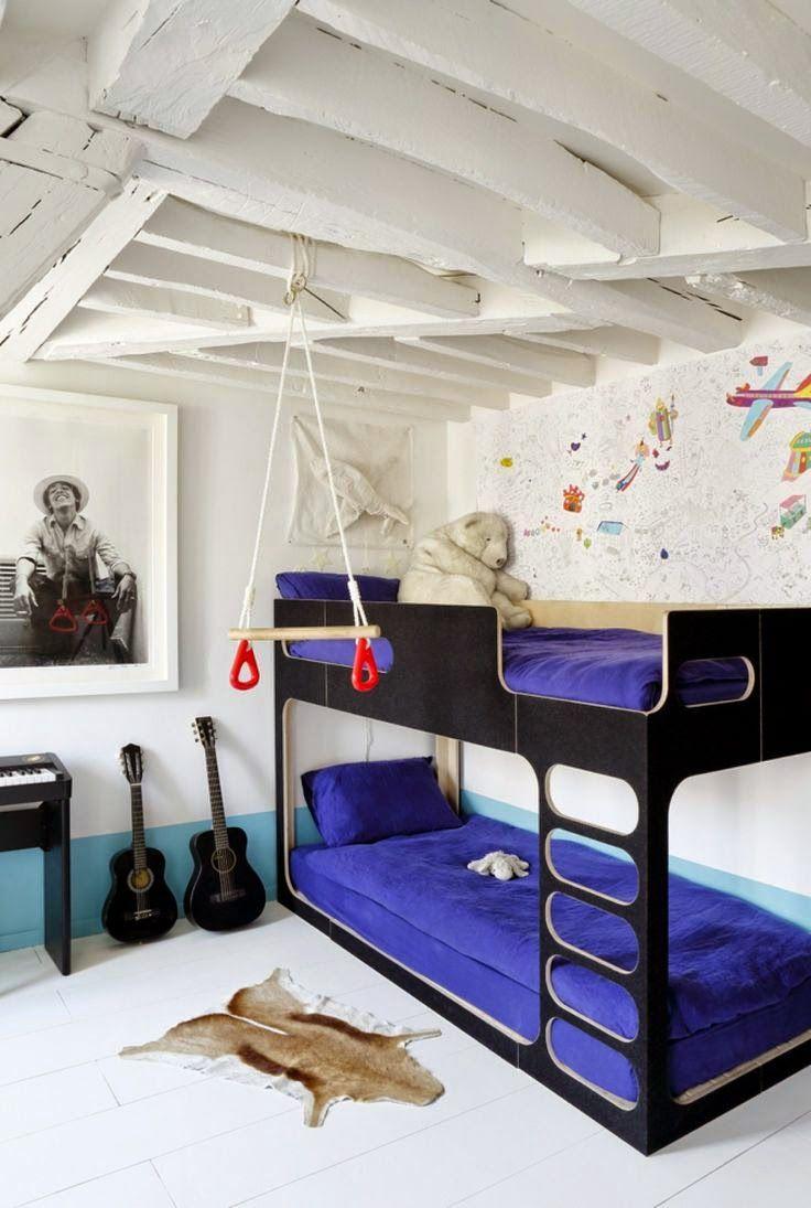 1000 idées sur le thème lits superposés adolescent sur pinterest ...
