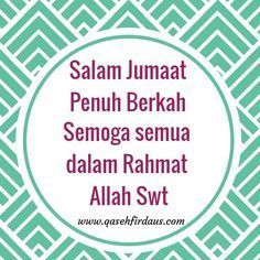 Salam Jumaat | I muslim | Pinterest