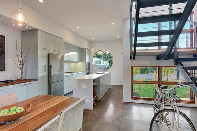 Дизайн небольшого дома