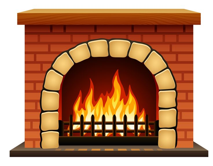 Image result for fireplace gate clipart