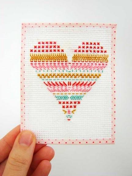 pretty little cross stitch
