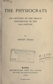 """Physiocracy. Greek for """"Government of Nature."""" First well-developed theory of economics. Late 18th century France. Francois Quesnay (1694-1774) & Anne-Robert-Jacques Turgot (1727-1781). Wealth derived solely from """"land agriculture."""" Immediately preceded the first modern school, Classical Economics."""