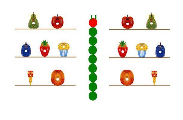 Une progression sur la symétrie en maternelle.