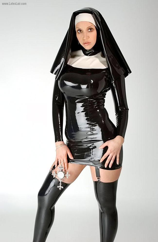 Pin on Naughty Nuns ~ 18