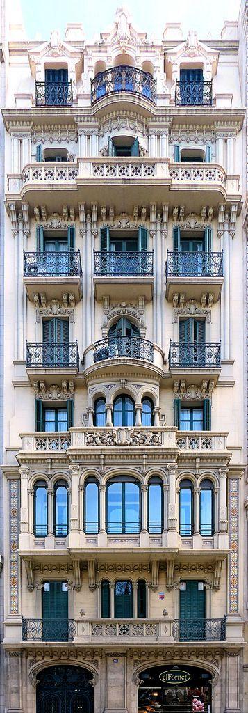 Barcelona - Diagonal 411 a   Flickr - Photo Sharing!