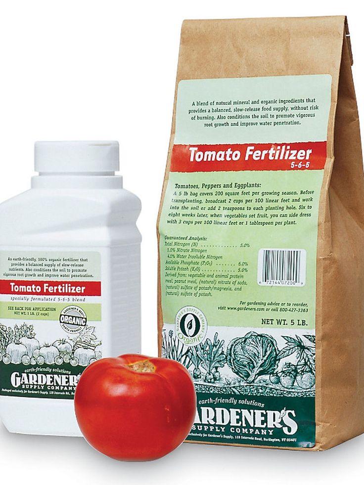 Organic Tomato Fertilizer Tomato Food 5 6 5 Gardener S 400 x 300
