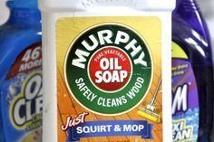 'Uses for Murphy Oil Soap...!' (via Hunker.com)