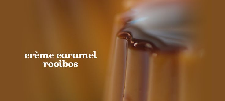 Crème Caramel Rooibos by DavidsTea