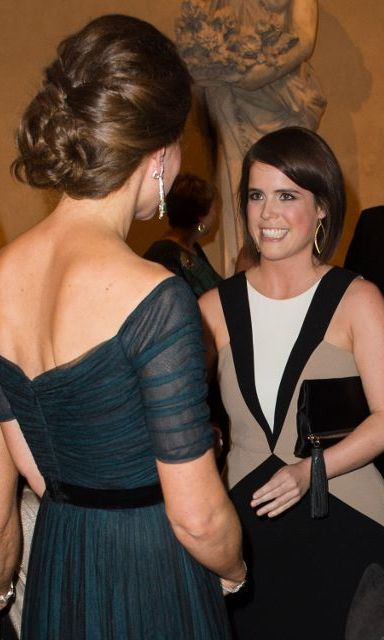 Prince William And Kate Middleton Glam Up For Gala In New York City