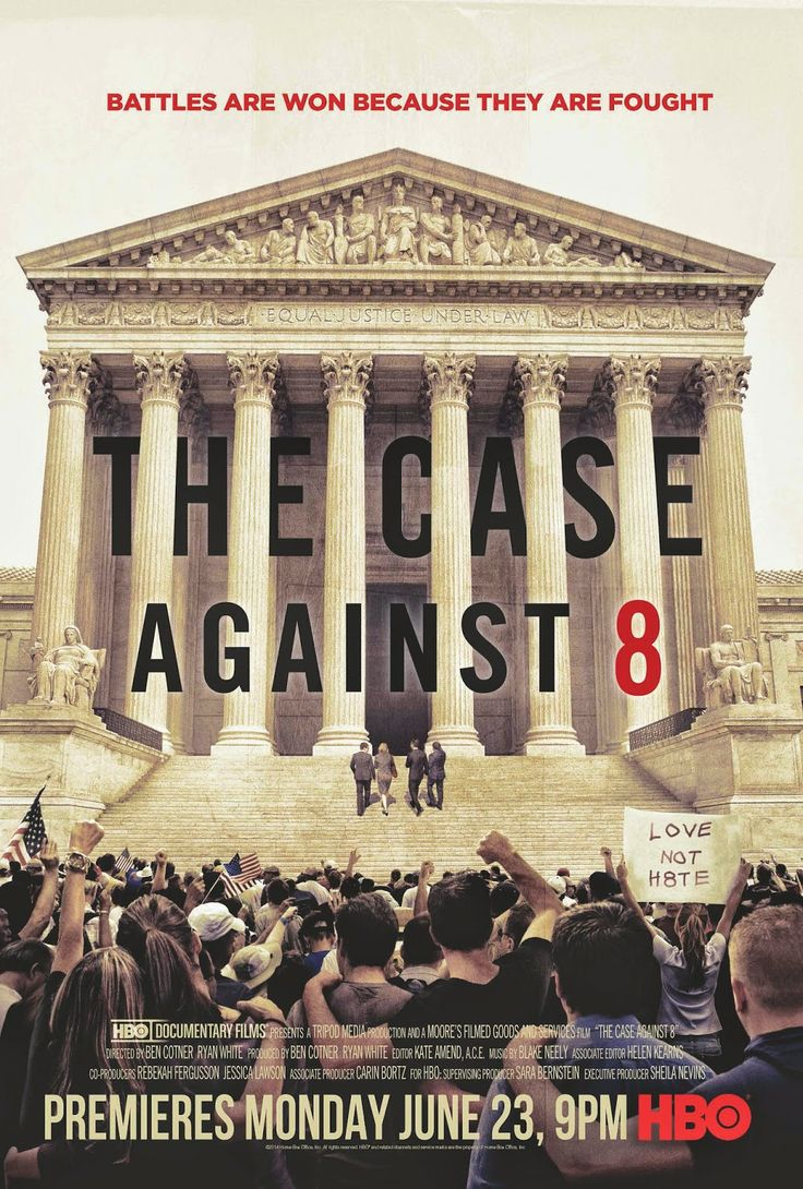 The Case Against 8  A Behindthescenes Look Inside The Historic Case