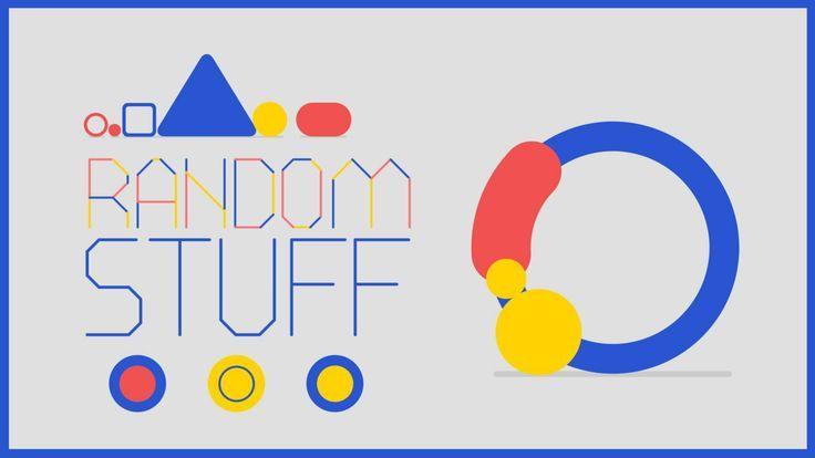 Random Stuff (Animography Monthly: March) on Vimeo
