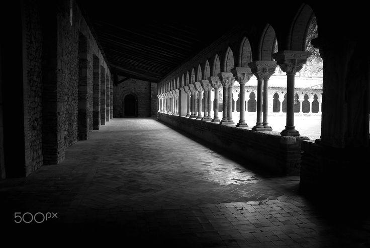 Moissac - Abadia de S.Pierre de Moissac, França